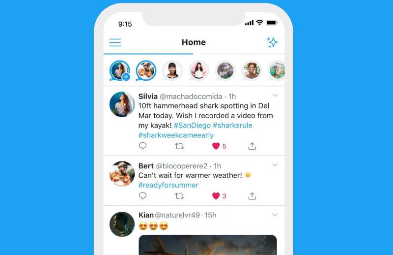 Por qué desaparecerán los Fleets de Twitter