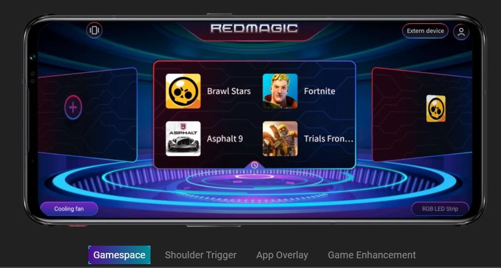 Redmagic OS 4.0