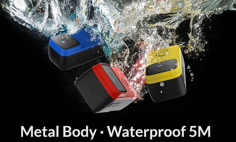 SJCAM C200 - Resistencia al agua