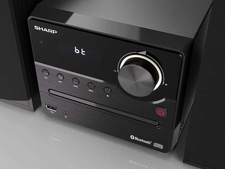 Sharp XL-B512 - Sonido