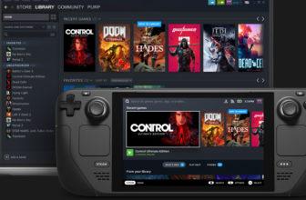 Steam Deck, la PC portátil de Valve es una realidad