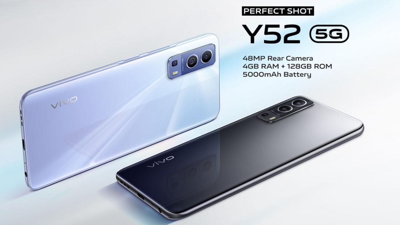 Vivo Y52 5G, otro competente móvil gama media 5G se abre paso a España