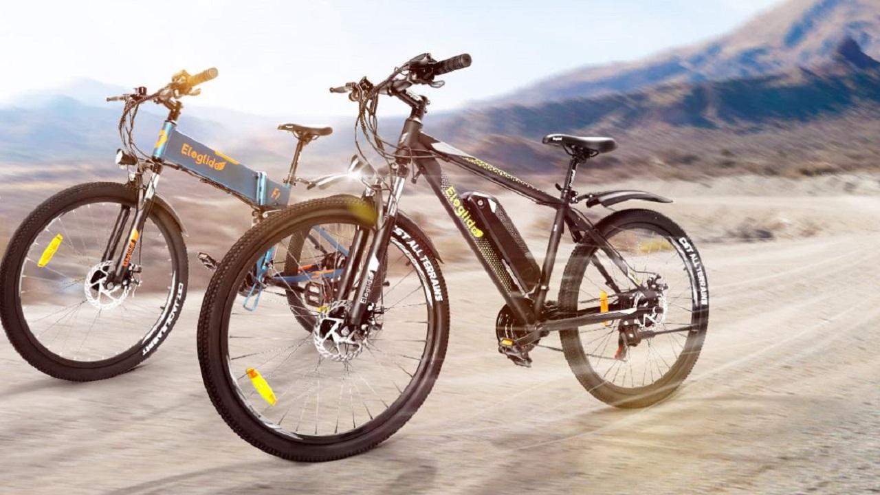 bicicletas electricas de montaña eleglide