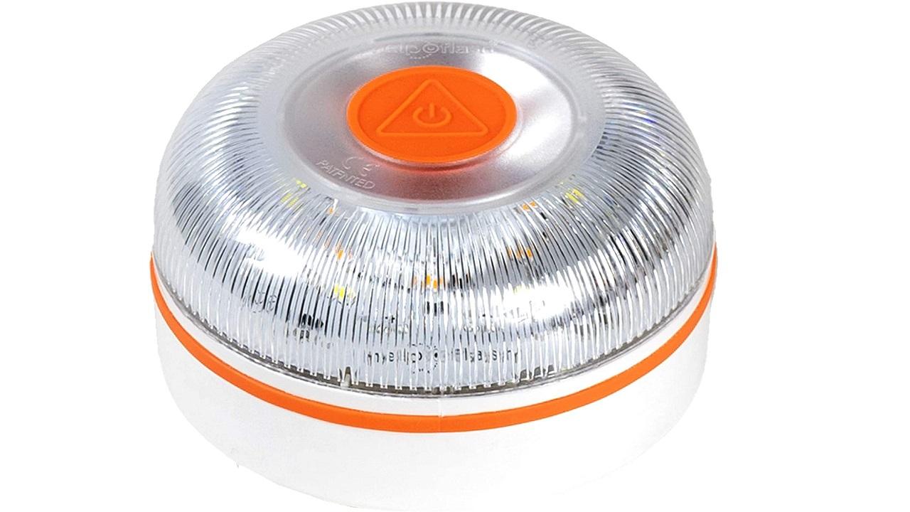 luces de emergencia v-16