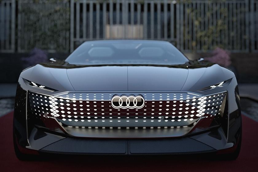 Audi Skysphere modo GT