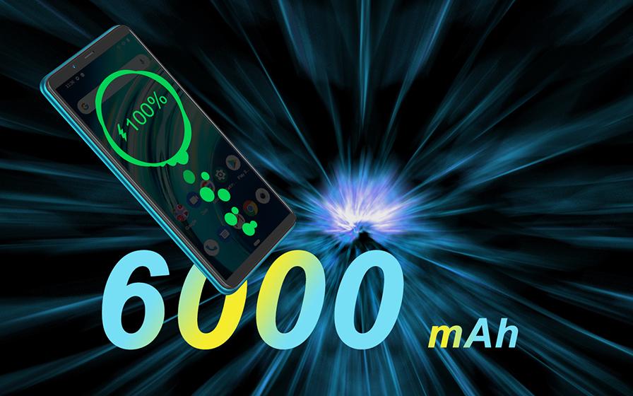 Batería de 6000mAh