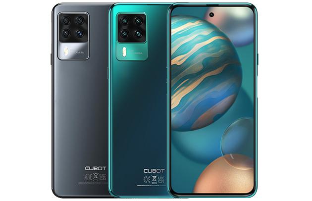 Cubot X50 - Colores