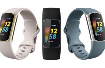 Fitbit Charge 5, la pulsera más avanzada de Fitbit hasta ahora