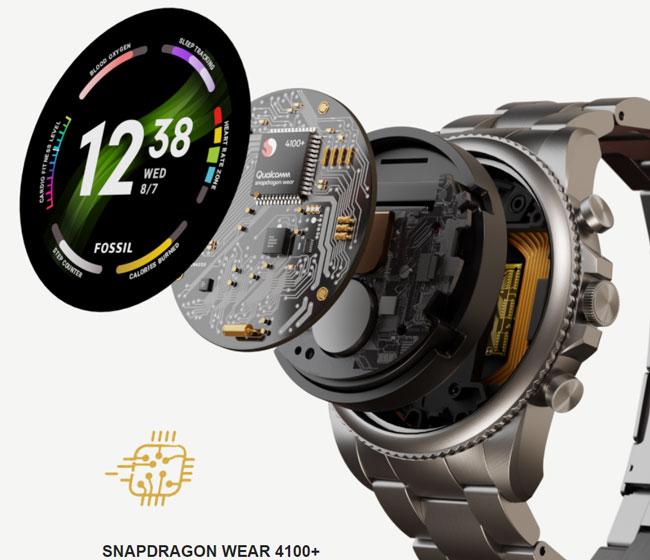 Fossil Gen 6 - Snapdragon Wear 4100