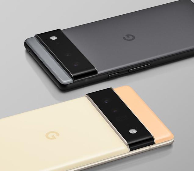 Google Pixel 6 Pro y Google Pixel 6