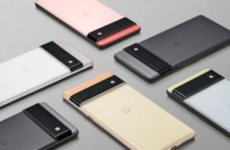 Google Pixel 6 y Pixel 6 Pro, Google nos da un adelanto del chip Tensor