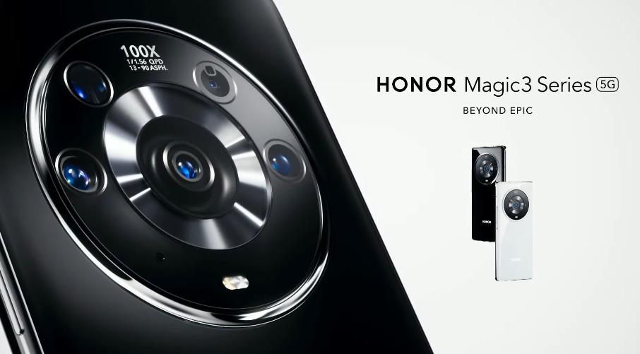 Honor Magic3 Series 5G