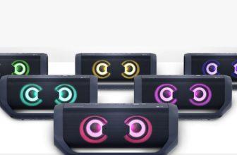 LG XBOOM GO PN7