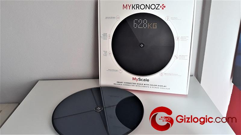MyKronoz MyScale