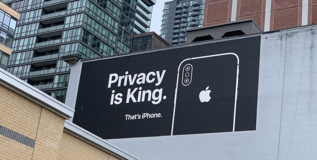 Pricacy is King - Apple
