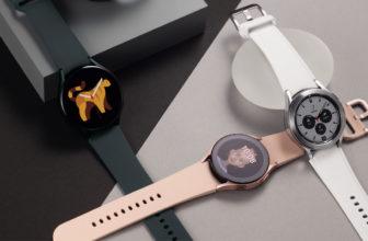 Samsung Galaxy Watch4 - Destacada