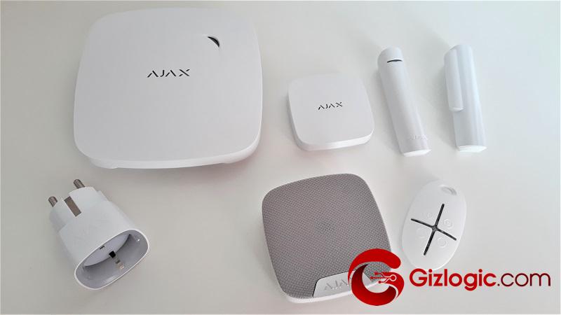 Sistema de seguridad Ajax