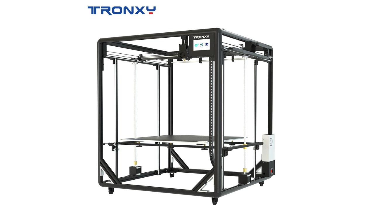 Tronxy X5SA-600, impresora 3D con un volumen de construcción envidiable