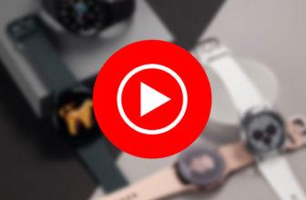 YouTube Music llega a WearOS, pero solo en el Galaxy Watch4