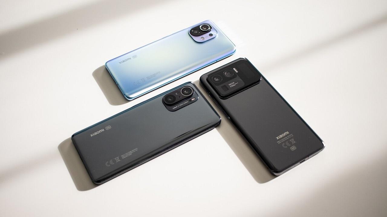 moviles Xiaomi con Android 12