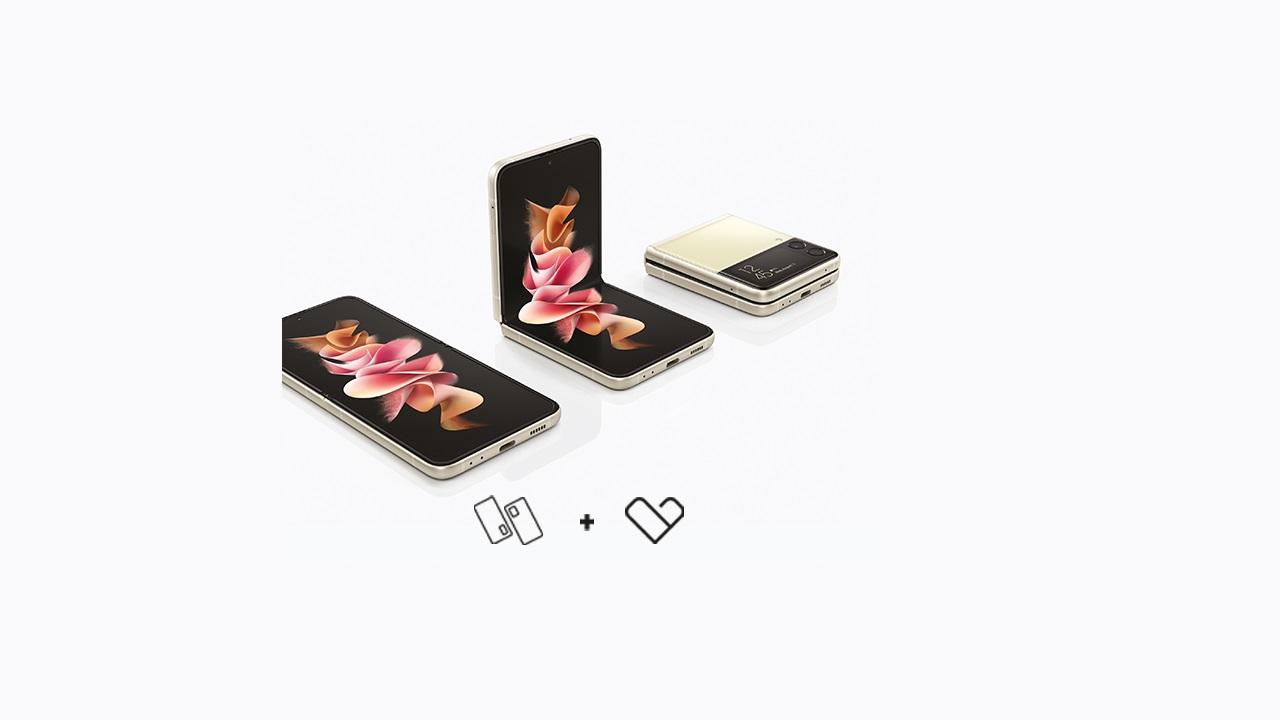 nuevos plegables de Samsung