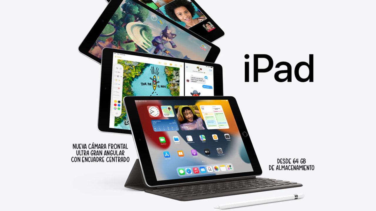 Apple presenta al iPad y iPad Mini 2021, esto es lo que ha cambiado