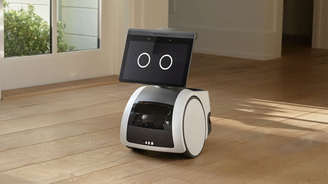 Astro, Alexa en el formato de una mascota robótica para vigilar el hogar