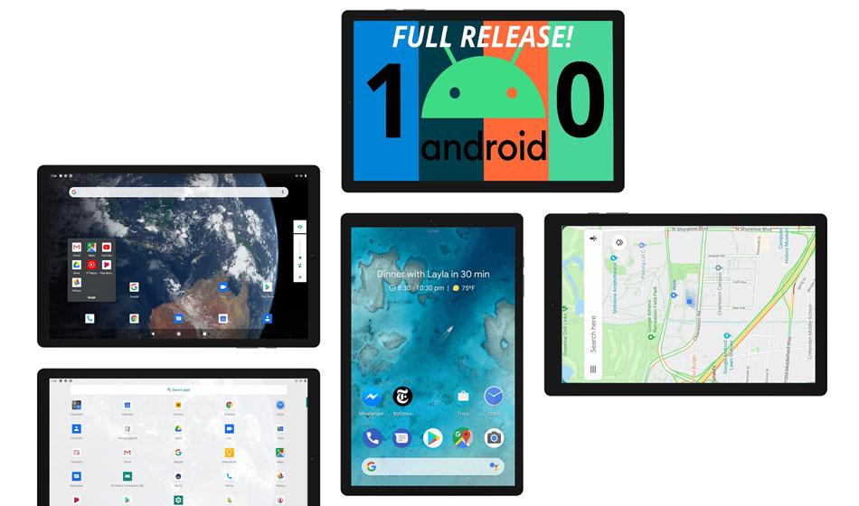Chuwi HiPad X - Android 10