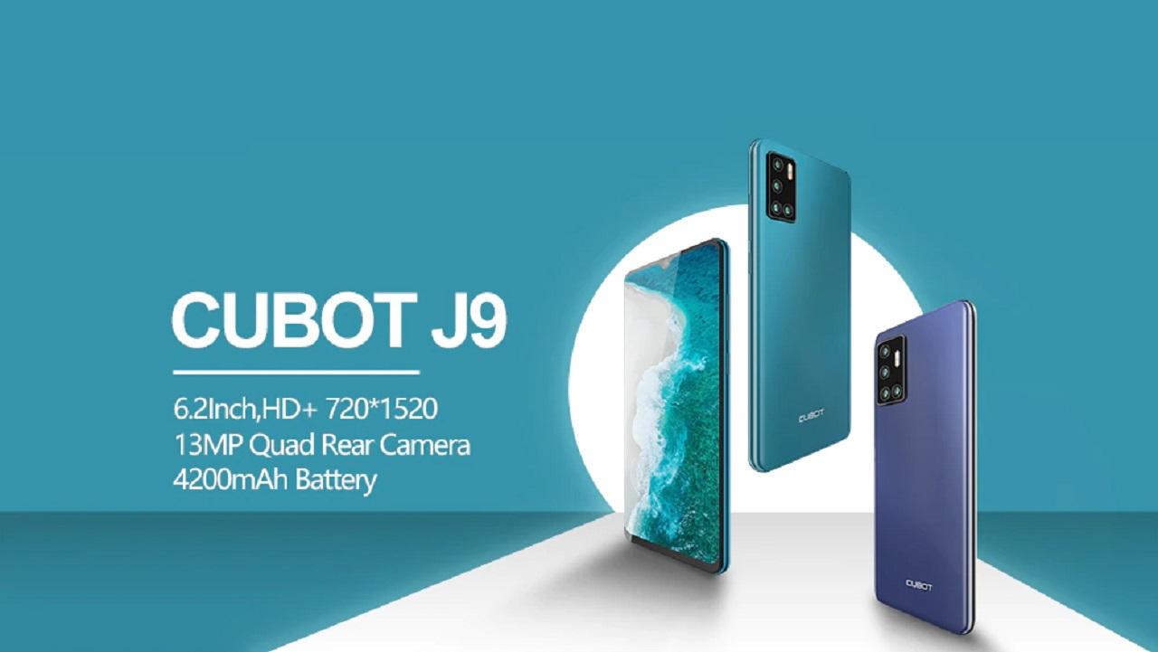 Cubot J9