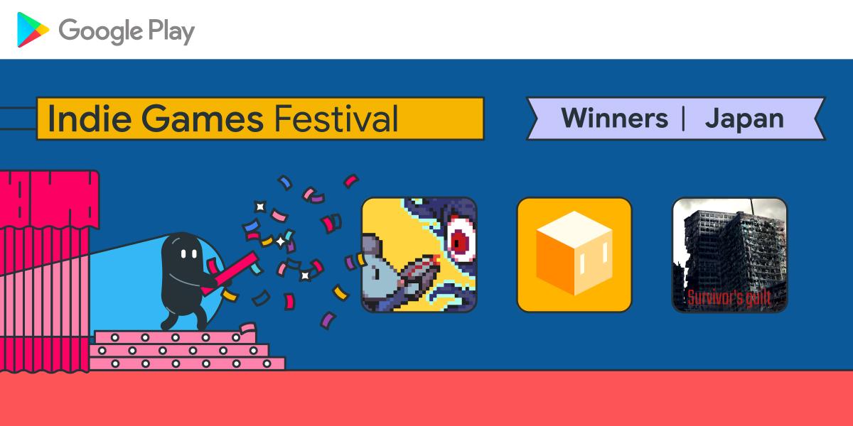 Indie Games Festival 2021 - Mejores juegos de Japón