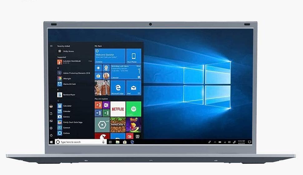 KUU XBOOK - Windows 10 Pro