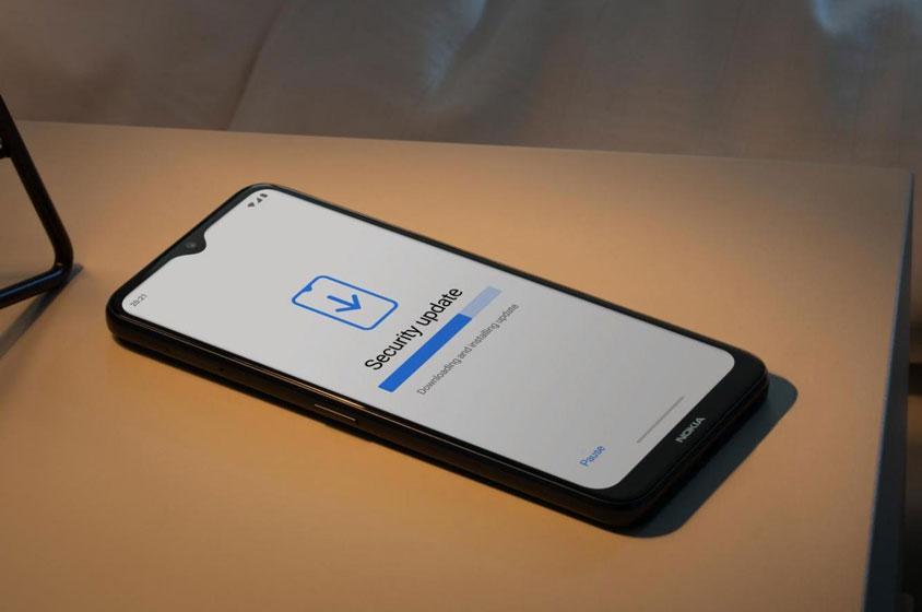 Nokia G50 - Actualizaciones de software