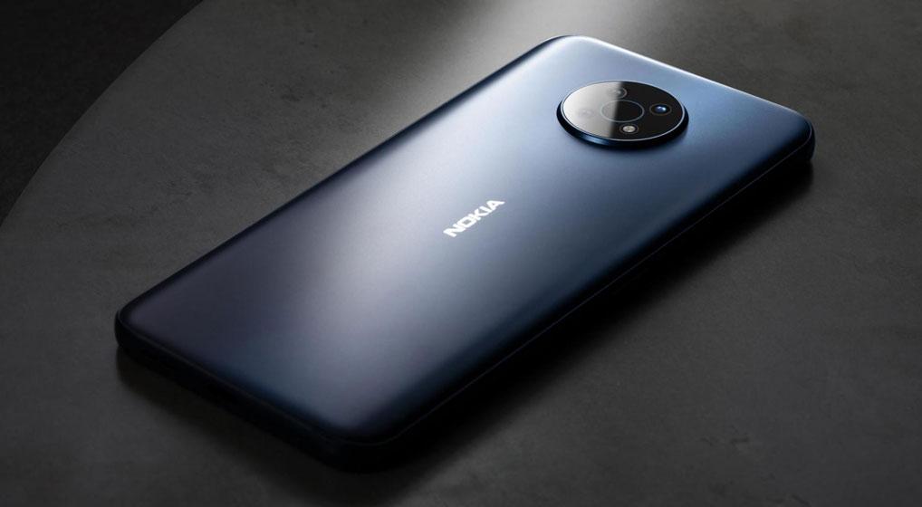 Nokia G50 - Diseño