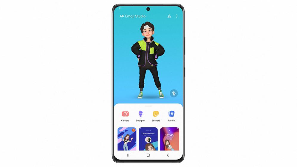 One UI 4.0 Ar - Emoji