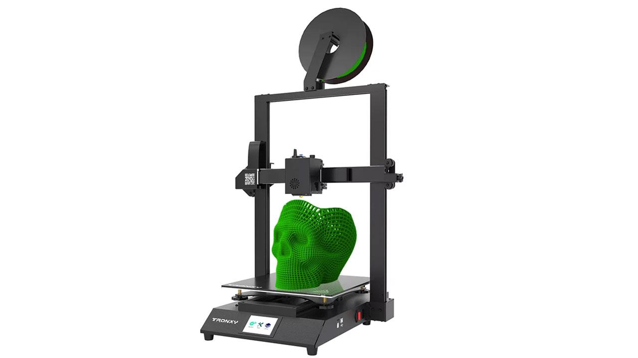 TRONXY XY-3 Pro V2, la impresora 3D de entrada ideal