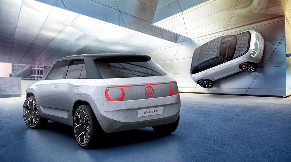 Volkswagen ID.Life - Diseño