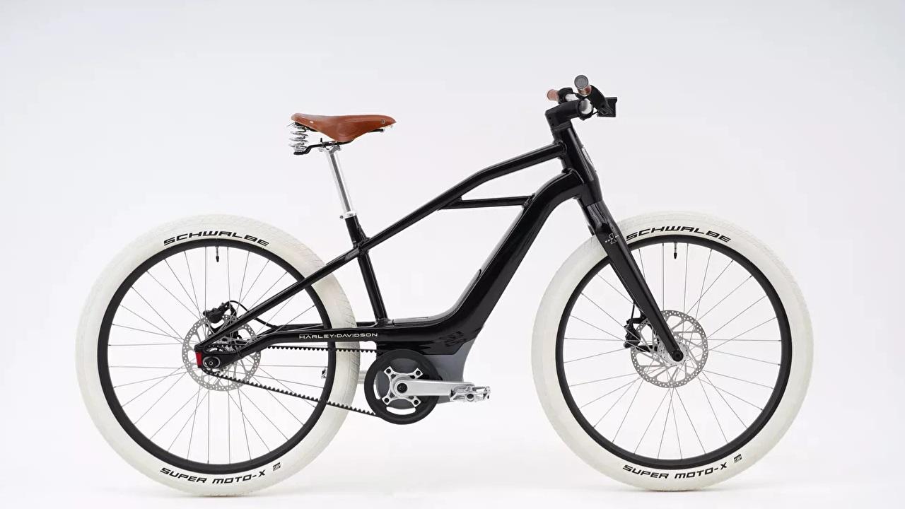 bicicleta eléctrica de Harley Davidson 2