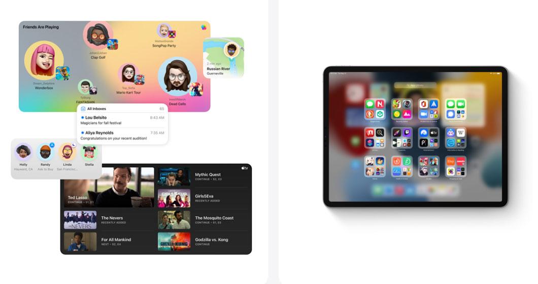 iPadOS 15 - Novedades