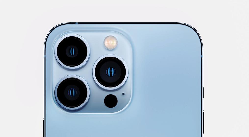 iPhone 13 Pro - Cámaras