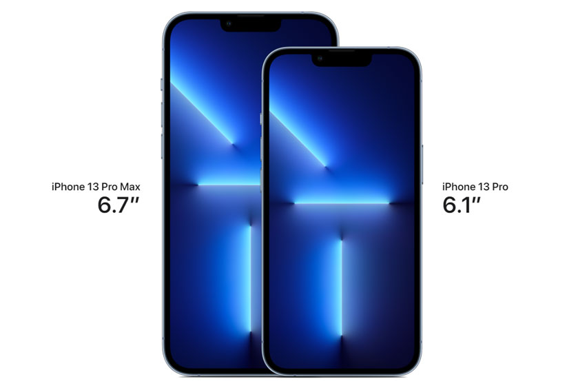 iPhone 13 Pro y iPhone 13 Pro Max - Pantalla