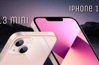 iPhone 13 iPhone 13 Mini
