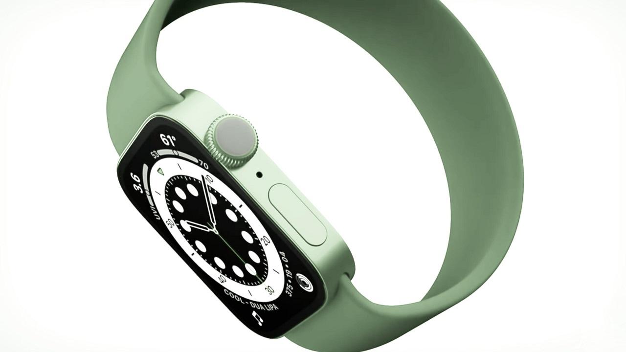 retraso del apple watch series 7