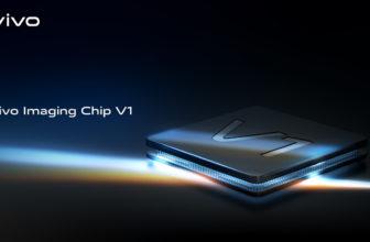 Chip de imagen vivo V1, para llevar la fotografía móvil a un nuevo nivel
