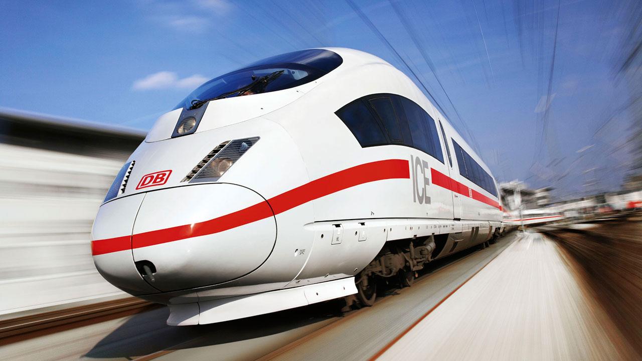 Deutsche Bahn presenta el primer tren completamente autónomo en Alemania
