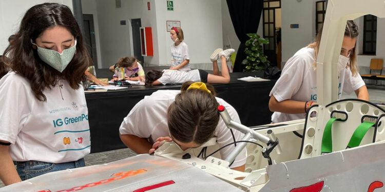 Fundación Inspiring Girls