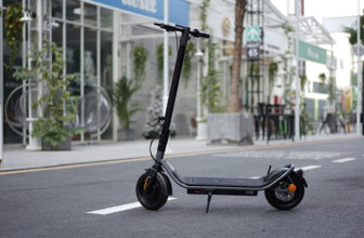 Himo L2, un scooter ideal para disfrutar recorridos en la ciudad