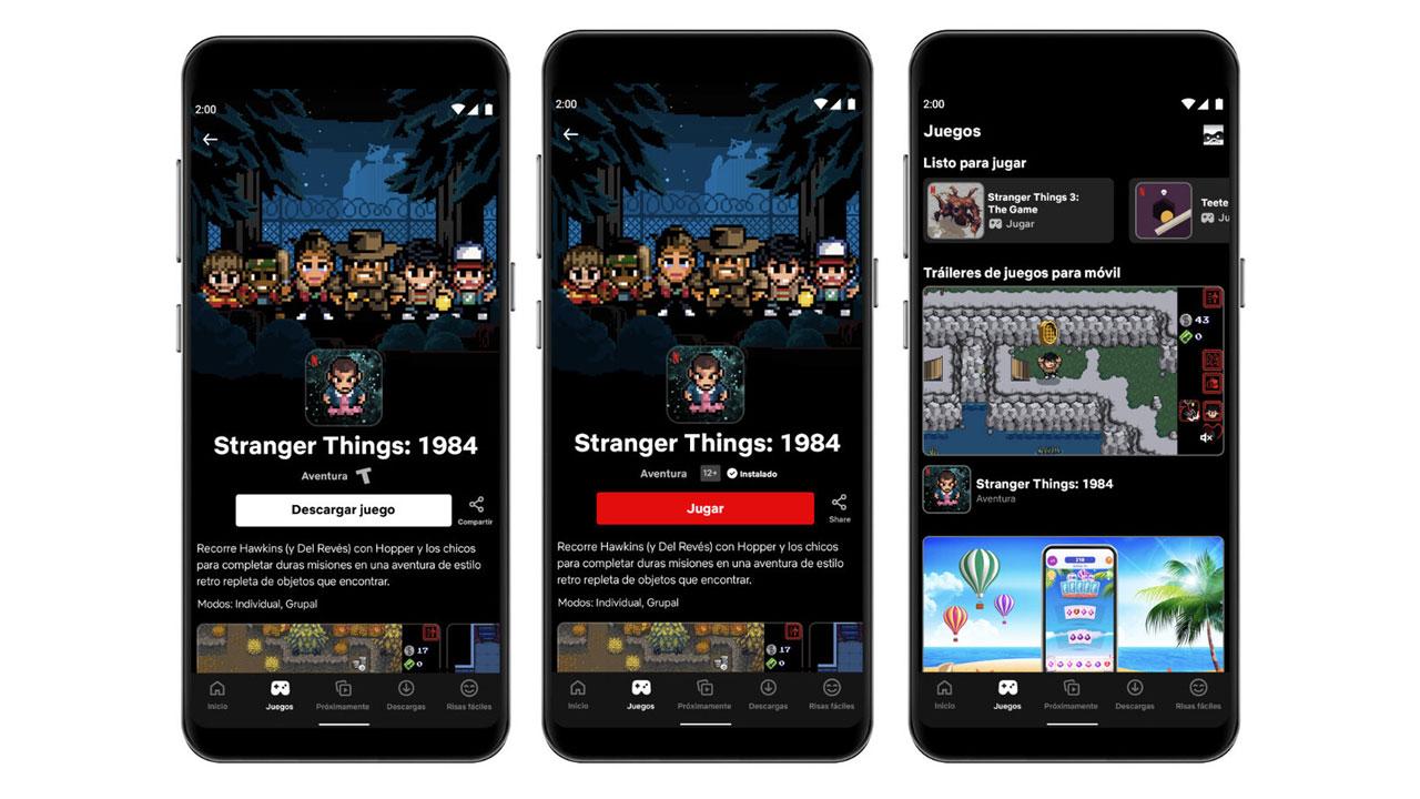 Netflix incorpora videojuegos a su plataforma en España