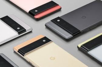 Pixel 6 y Pixel 6 Pro, ya sabemos el precio de los nuevos flagships de Google