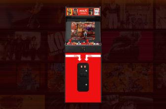SNK MVSX, una máquina arcade para disfrutar clásicos de NEO GEO