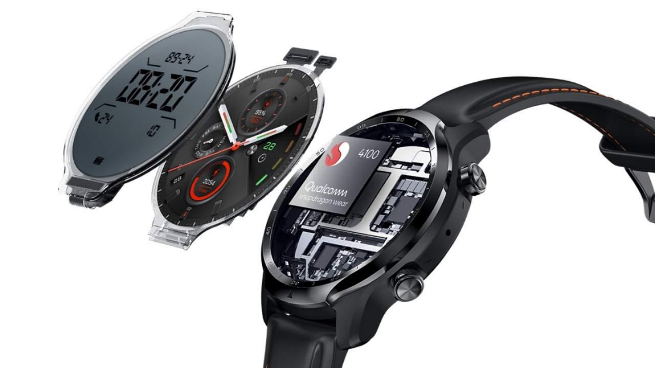 Ticwatch 3 Pro Ultra